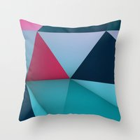 amelie Throw Pillows featuring AMELIE by Taylor English