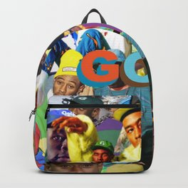 collage tyler the head Backpack