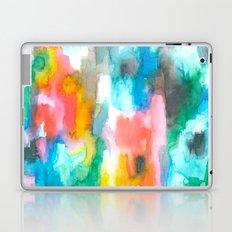 Paradise Watercolor Ikat Laptop & iPad Skin