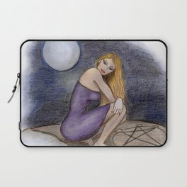 Witch's Circle Laptop Sleeve