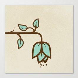 flower Pow! Canvas Print