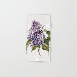 Lilac Branch Hand & Bath Towel