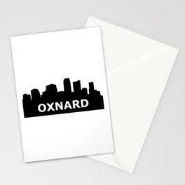 Oxnard Skyline Stationery Cards