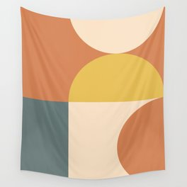 Abstract Geometric 04 Wall Tapestry