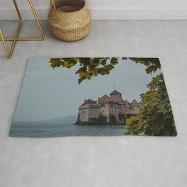swiss chateau Rug