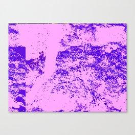 Databent garden #1 Canvas Print