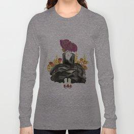 Lady Siri Long Sleeve T-shirt