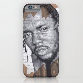 DNA - Kendrick Lamar iPhone Case