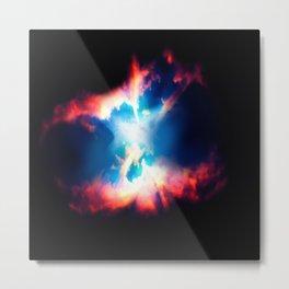 NGC 2818 Metal Print