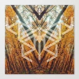 Sanctus Symbology 4 Canvas Print