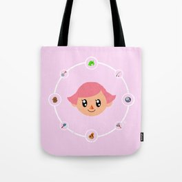 The Villager (Female) [LIMITED] Tote Bag