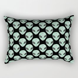 ALIENS etzinhos Rectangular Pillow