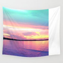 Tropical Tropical Wall Tapestry