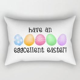 Have An Eggcellent Easter! Rectangular Pillow