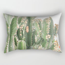 Giant Cactus Rectangular Pillow