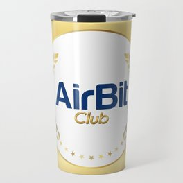 AirBit Club LOGO for fans Travel Mug