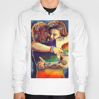 larry Hoodies featuring Home - Larry by art-changes