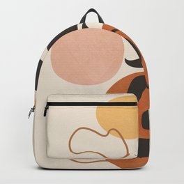 Abstract Minimal Shapes 23 Backpack