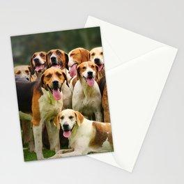 Hounds Stationery Cards