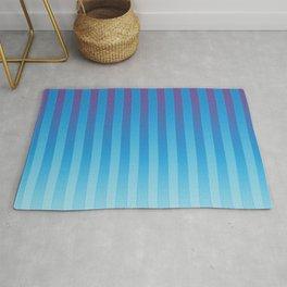 Gradient Stripes Pattern ptb Rug
