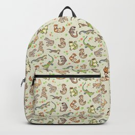 Spring geckos Backpack