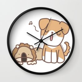 Singing Boof Wall Clock