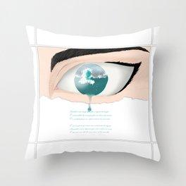 Espera Throw Pillow