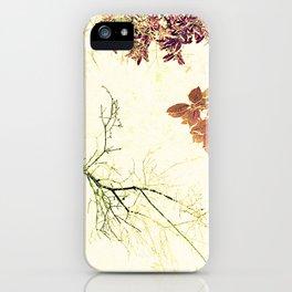 Barren w/Abundance - IA iPhone Case