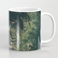 ford Mugs featuring Ford by danotis