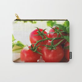 Fresh Tomatos Carry-All Pouch