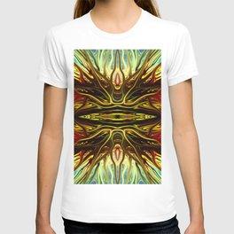 Firethorn I by Chris Sparks T-shirt