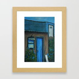 The Shed AC160328a Framed Art Print