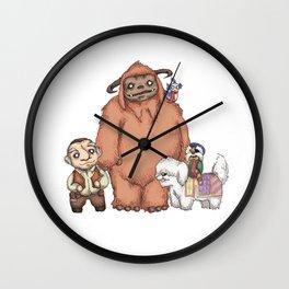 Should You Need Us Wall Clock