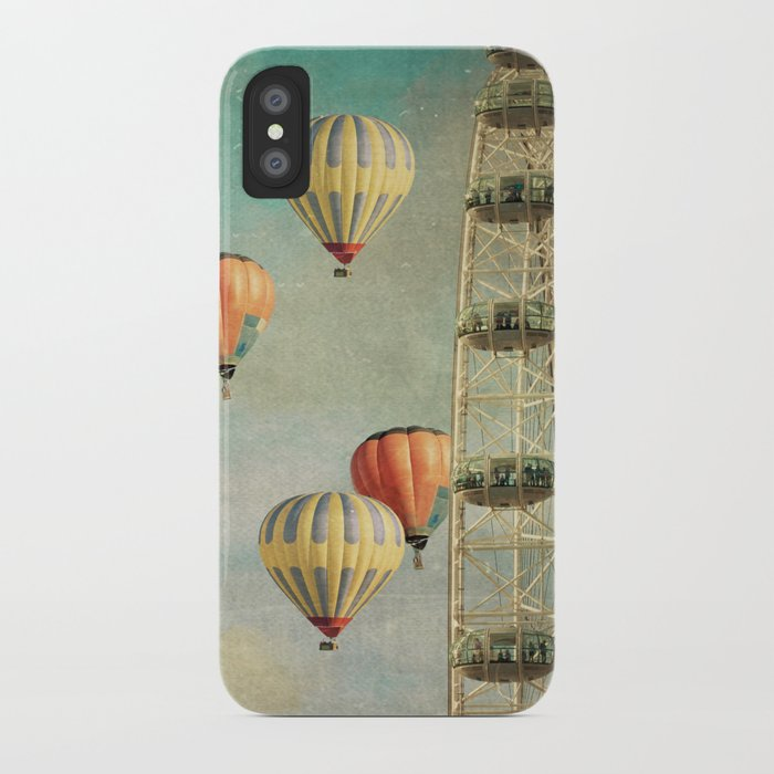 Painting Thoughts iPhone Case
