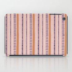 Pink & Orange Pattern iPad Case