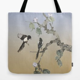 Magpies Tote Bag