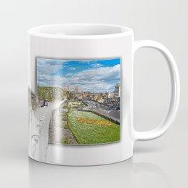 York. Double take. Coffee Mug