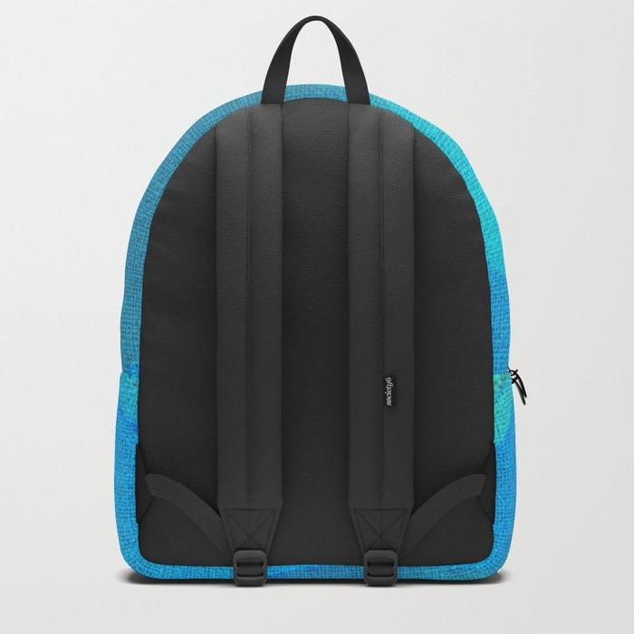 Blue Moons Backpack