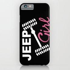 Jeep Girl iPhone 6s Slim Case