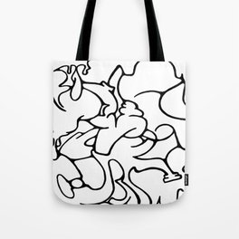Sequences One Tote Bag