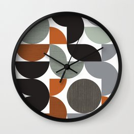 Circulate Wall Clock