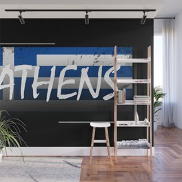 Athens Wall Mural