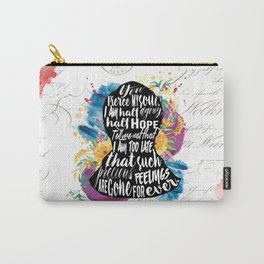 Persuasion - You Pierce My Soul Carry-All Pouch