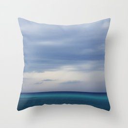 room with a view - day 6 Throw Pillow