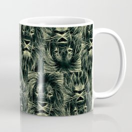 Lion's Den Coffee Mug