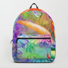 Bird of paradise i Backpack