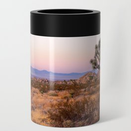Joshua Tree at Sunset Can Cooler