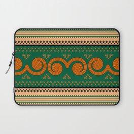 Thailand Traditional Patterns Decorative art Laptop Sleeve