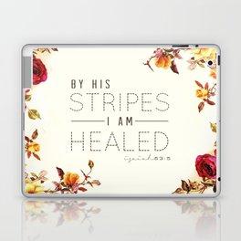 Isaiah 53:5 Laptop & iPad Skin