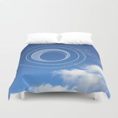 Sky Bubble Duvet Cover